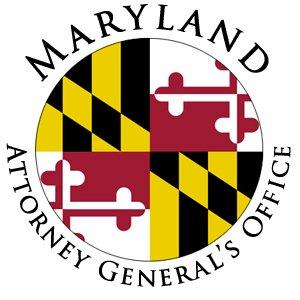 OAG Logo - This is an image of the Maryland Office of the Attorney General's logo.