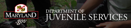 Maryland Department of Juvenile Services logo